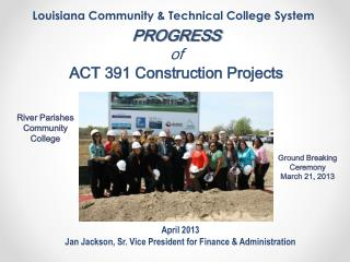 Louisiana Community & Technical College System