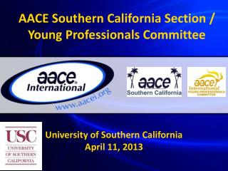 AACE Southern California Section / Young Professionals Committee