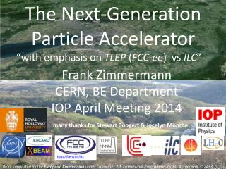 The Next-Generation Particle Accelerator
