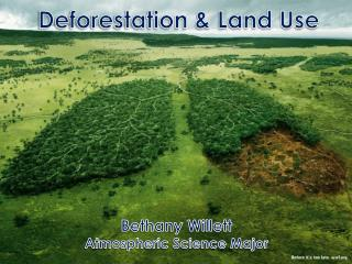 Deforestation & Land Use