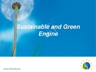 Sustainable and Green Engine