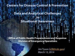 Office of Public Health Preparedness and Response  Division of Emergency Operations