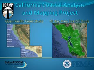 California Coastal Analysis and Mapping Project