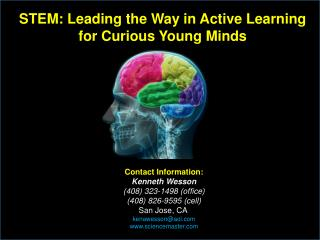 STEM: Leading the Way  in  Active Learning for Curious Young Minds