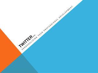 Twitter�