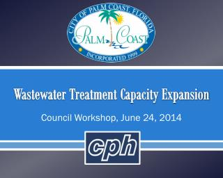Wastewater Treatment  Capacity Expansion