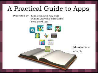 A Practical Guide to Apps