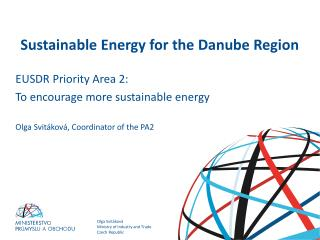 Sustainable  Energy for the Danube Region