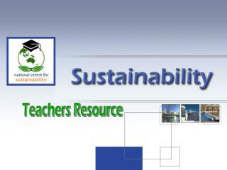 Teachers Resource