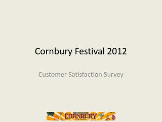 Cornbury  Festival 2012