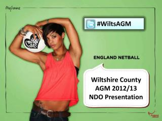 Wiltshire County  AGM  2012/13 NDO Presentation
