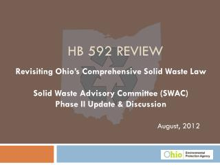 HB 592 Review