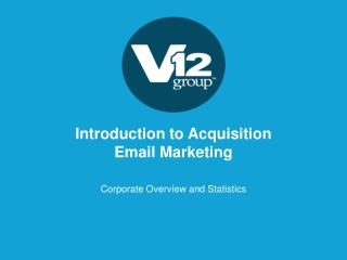 Introduction to Acquisition Email Marketing