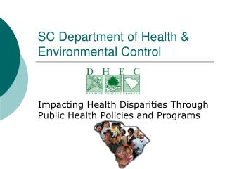 SC Department of Health & Environmental Control