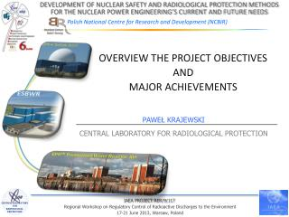OVERVIEW THE PROJECT OBJECTIVES  AND  MAJOR ACHIEVEMENTS