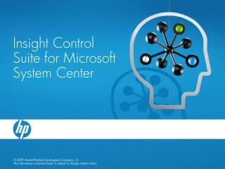MW HP Insight Control Suite for Microsoft System Center