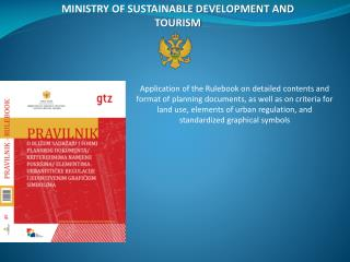 MINISTRY OF SUSTAINABLE DEVELOPMENT AND TOURISM
