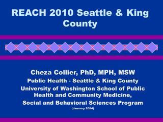 reach 2010 seattle  king county