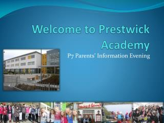 Welcome to Prestwick Academy