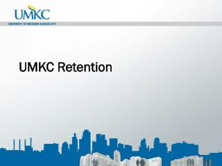 UMKC Retention