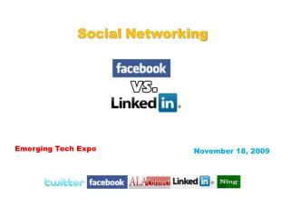 Emerging Tech Expo