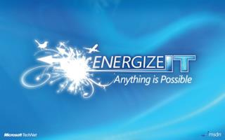 Energize IT Action Plan
