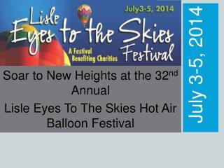 July 3-5, 2014