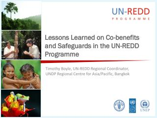 Lessons Learned on Co-benefits and Safeguards in the UN-REDD Programme