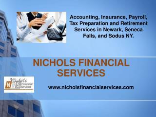 Professional Accountants in Newark, NY