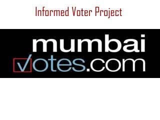Informed Voter Project