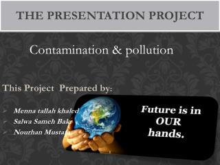 The presentation project