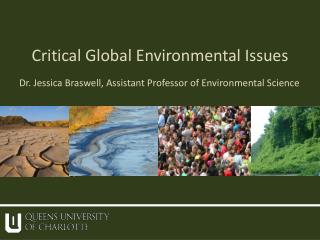 Critical Global Environmental Issues