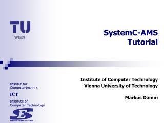 systemc-ams tutorial