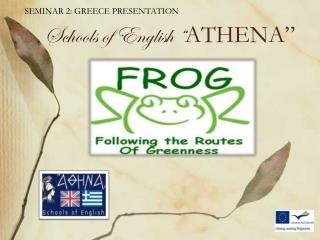 "Schools of English "" ATHENA"""