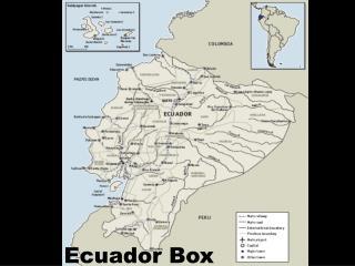 Ecuador Box