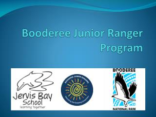 Booderee Junior Ranger Program