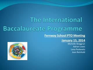 The International Baccalaureate  Programme