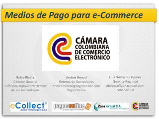 Medios  de Pago  para  e-Commerce