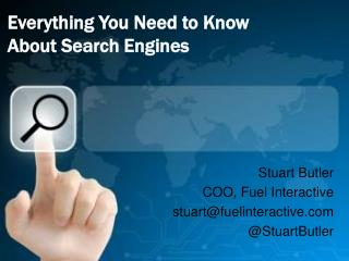 Everything You Need to Know About Search Engines