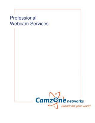 Professional  Webcam  Services