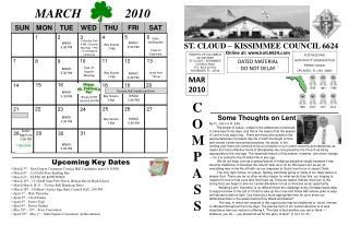 ST. CLOUD – KISSIMMEE COUNCIL 6624