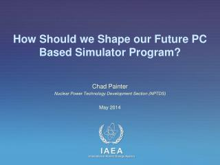 How Should we Shape our Future PC Based Simulator Program?
