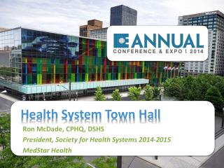 Health System Town Hall
