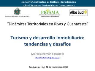 Turismo y desarrollo inmobiliario: tendencias y desafíos