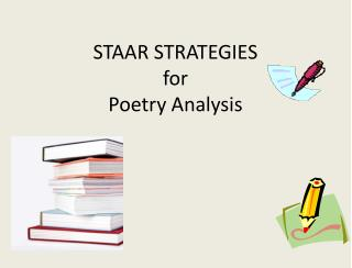 STAAR STRATEGIES  for  Poetry Analysis