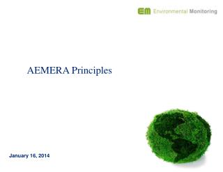 AEMERA Principles