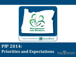 PfP 2014:  Priorities and Expectations