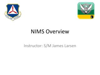NIMS Overview