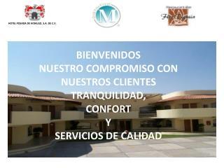 HOTEL POSADA DE HIDALGO, S.A. DE C.V.