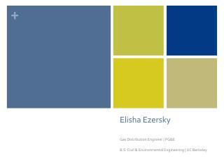 Elisha Ezersky